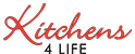 Kitchens 4 life logo